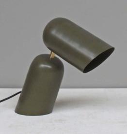 Table lamp Como - Green