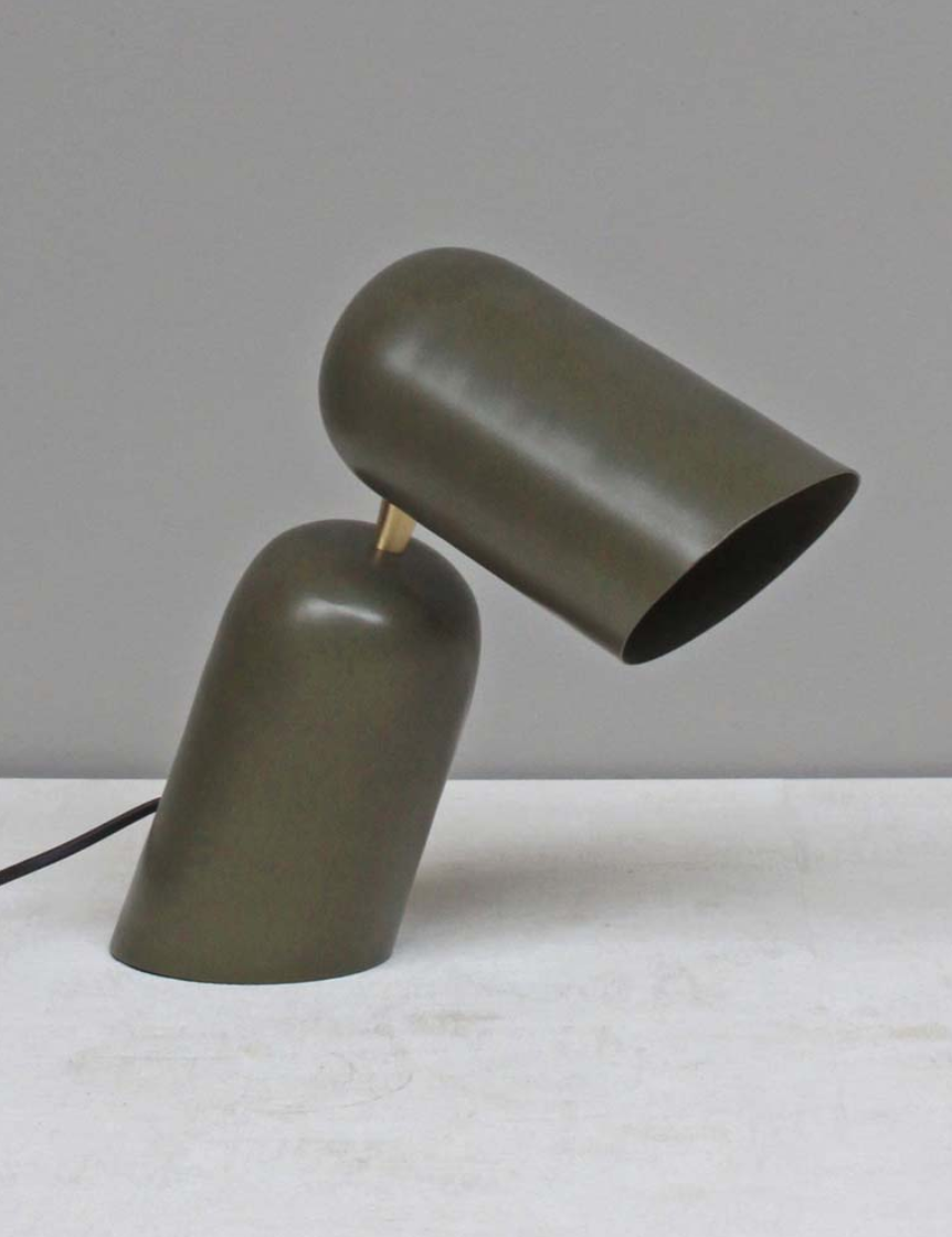 Table lamp Como - Green
