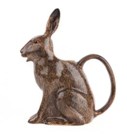 Quail Small Jug - Hare