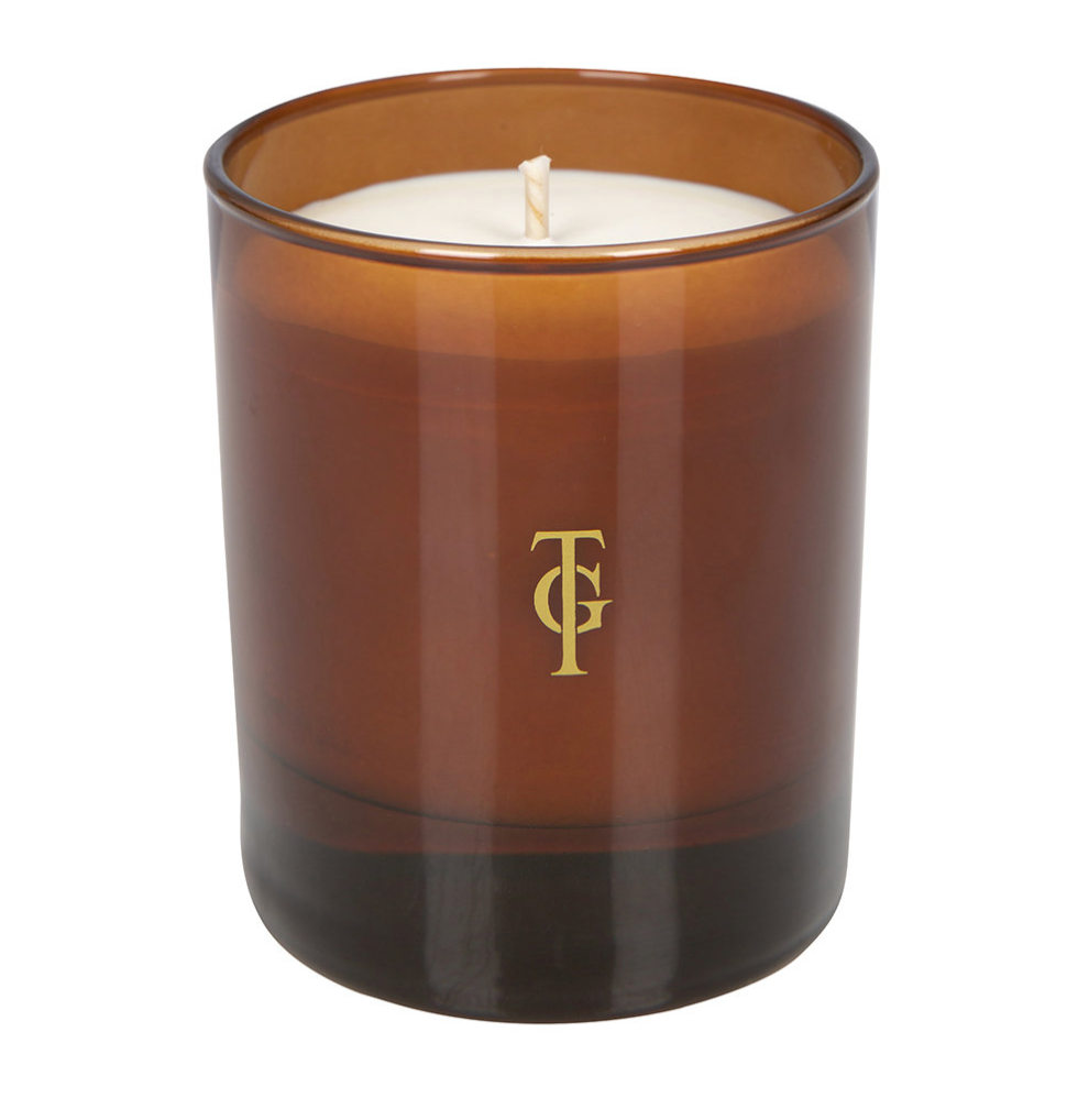 True Grace  Burlington Candle - Cedar & Rose