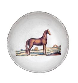 Astier de Villatte John Derian Dish - Brown Horse