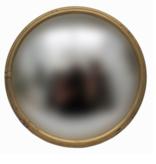 Convex Spiegel - Goud