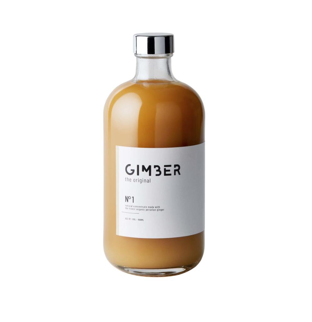 Gimber Gemberdrank - 500 ML