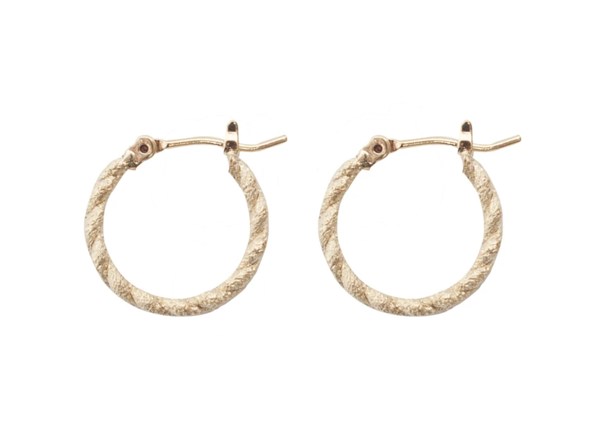 Bobby Rose Earring - Twisted