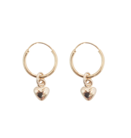 Bobby Rose Earring - Classic Heart