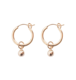 Bobby Rose Earring Lucky Ball - Small