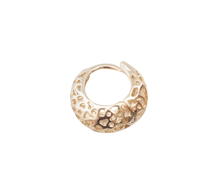Bobby Rose Earring Foral - Small