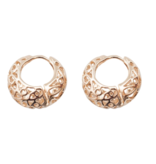Bobby Rose Earring Floral - Medium