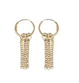 Bobby Rose Earring - Classic Chains