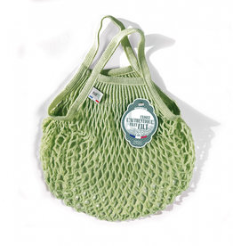 Filt Mini Net Shopping Bag - Green