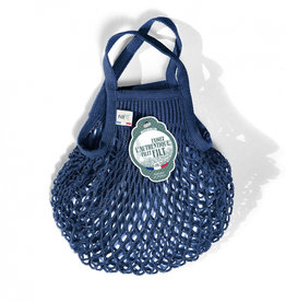 Filt Mini Net Shopping Bag - Blue