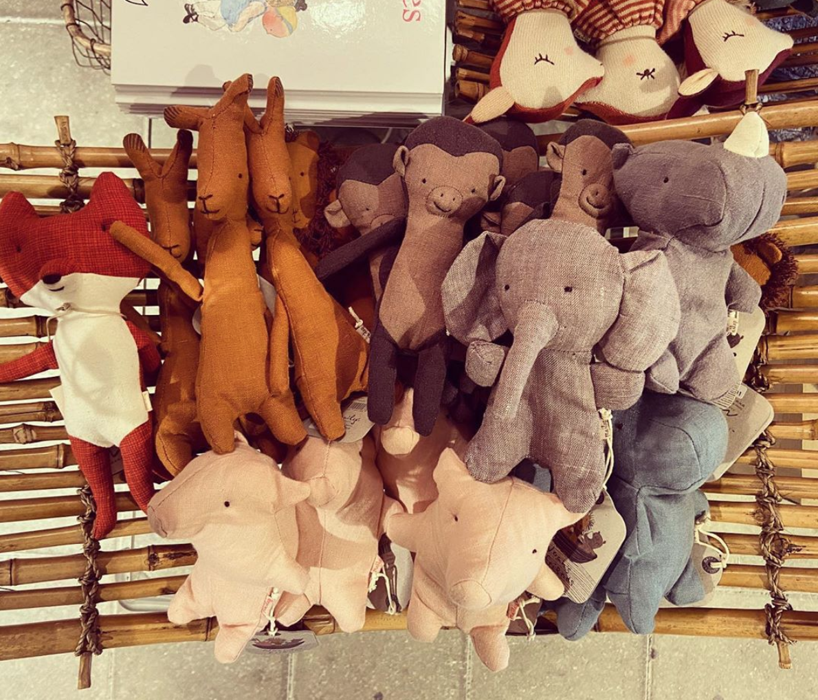 Maileg Cuddle Toy Noah's Friends - Pig