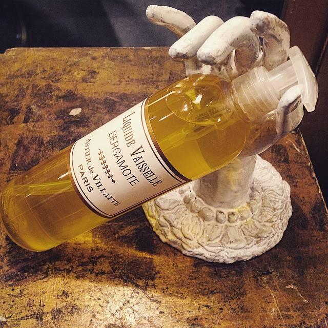 Astier de Villatte Dishwashing Soap/Hand Soap - Cypress