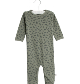 Wheat Jumpsuit Theis - Groen