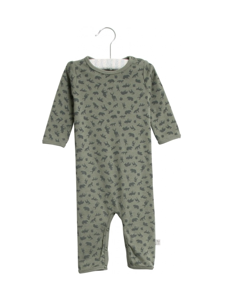 Wheat Jumpsuit Theis - Green