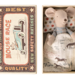 Maileg Mouse in Matchbox - Little Brother