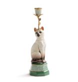 &K Candlestick - Cat