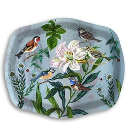 Avenida Home Tray - Birds