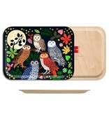 Avenida Home Tray - Owls