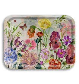 Avenida Home Tray - Flowers