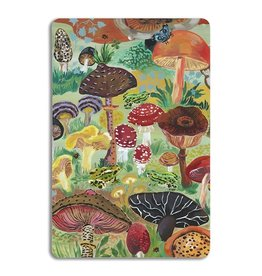Avenida Home Cutting board - Mushrooms
