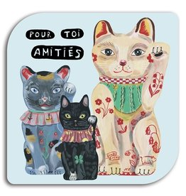 Avenida Home Trivet - Cats