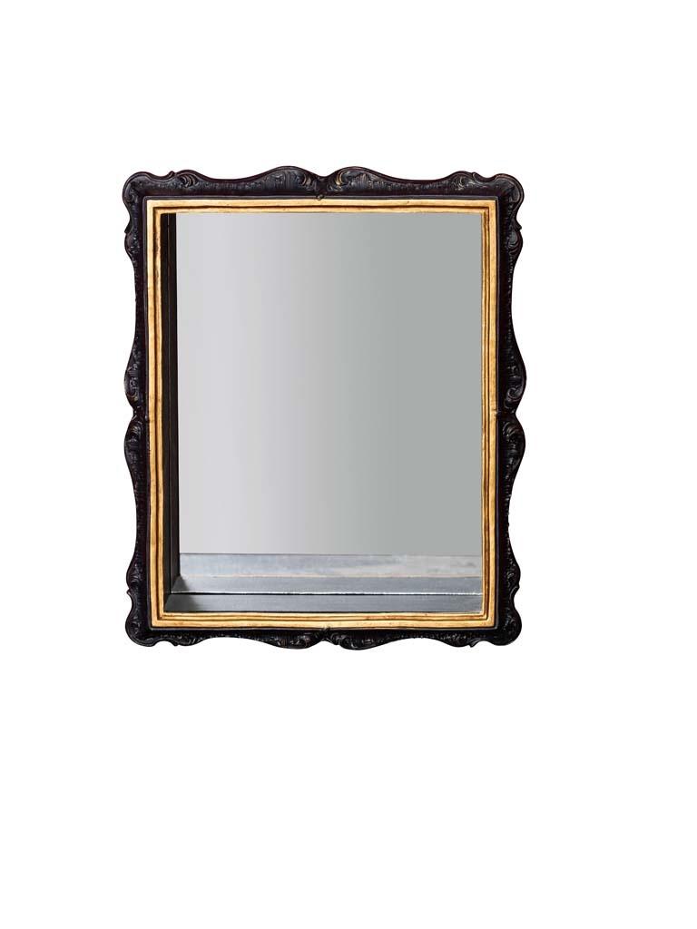 Shelf box with mirror(S / M)
