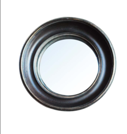 Convex Mirror - Black