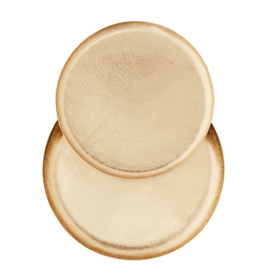 Tray Round - Gold (S / L)