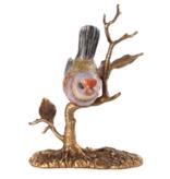 Vogel op Bronzen Tak