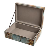 Mirror Box - Marble (Blue/Brown)