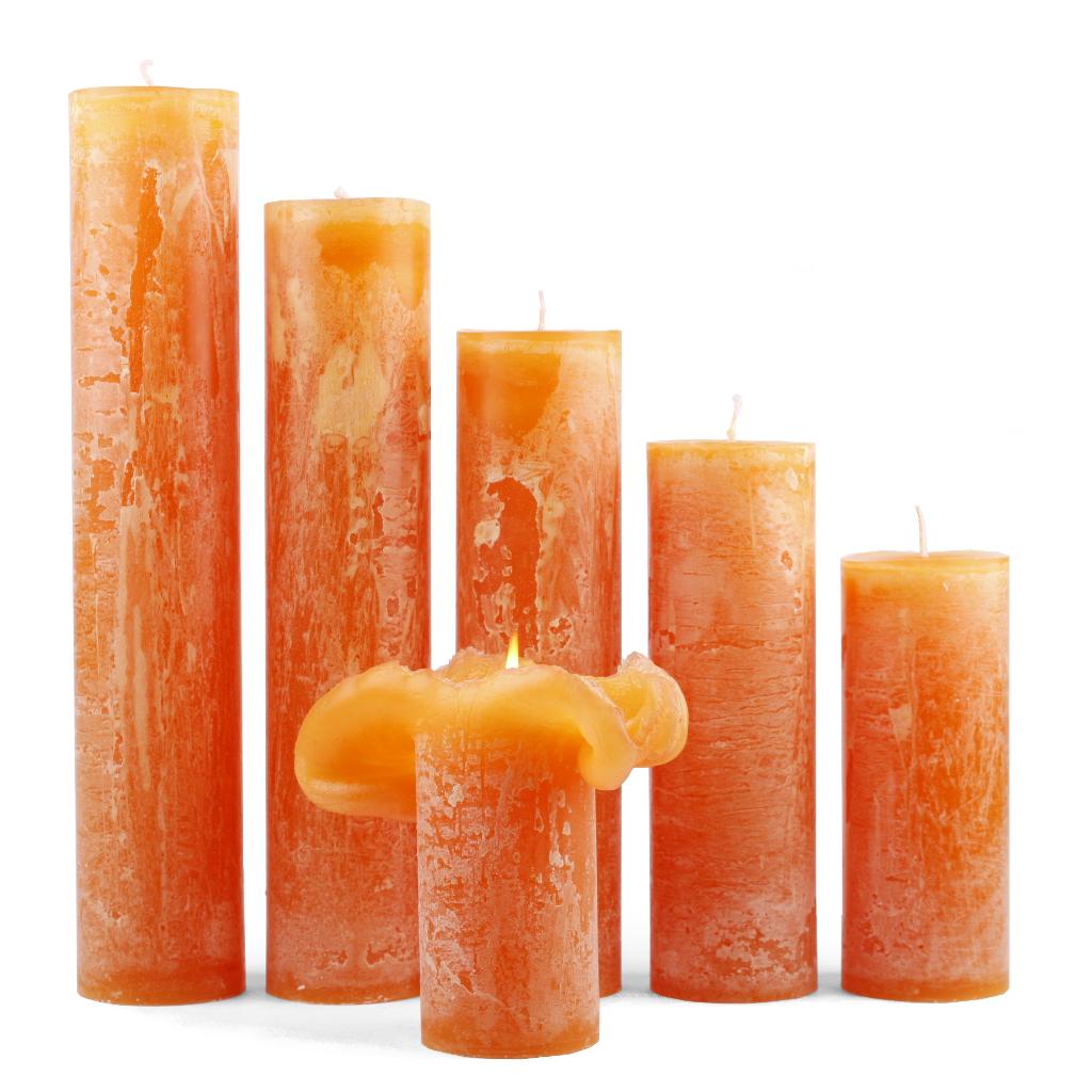 Bika Blooming Candles - Acacia