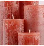 Bika Blooming Candles - Rust