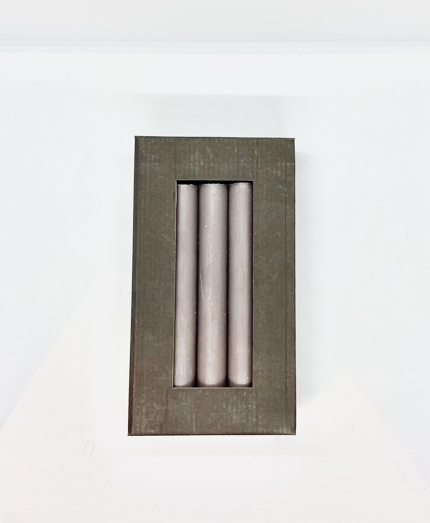 Dinerkaars Smokey Grey - 10 stuks