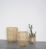 Honoré Décoration Plant Pot - Raffia