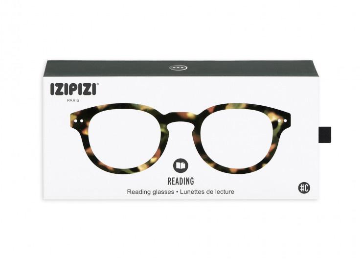 Izipizi Leesbril Model #C - Schildpad