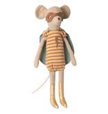 Maileg Mouse Super Hero - Medium Girl