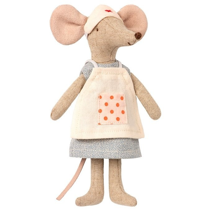 Maileg Mouse - Nurse