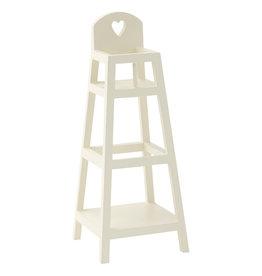 Maileg Mini High Chair - White