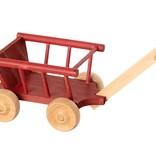 Maileg Wagon - Red
