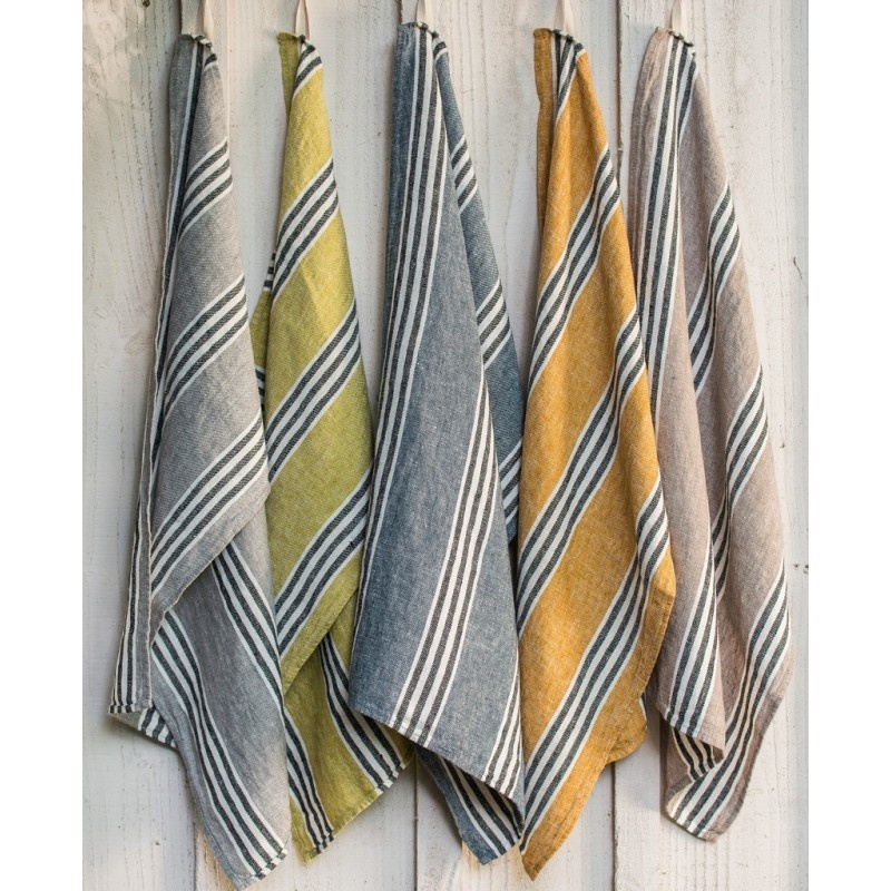 Harmony Tea towel Corte - Yellow