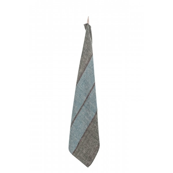 Harmony Tea towel Rimini - Gray / Blue
