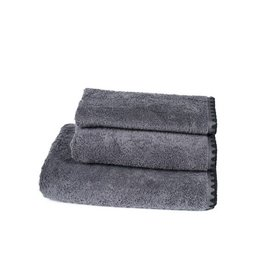 Harmony Guest towel Issey - Gray