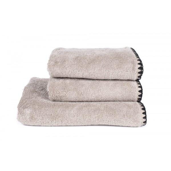 Harmony Guest towel Issey - Beige