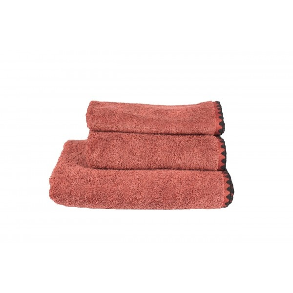 Harmony Guest towel Issey - Paprika