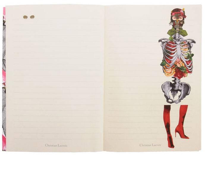 Christian Lacroix Notitieboekje - PS'IKAT