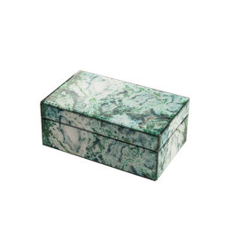 Mirror Box - Marble (Green 001B)