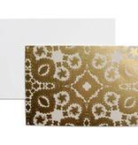 Christian Lacroix Correspondence Cards - Oro y Plata