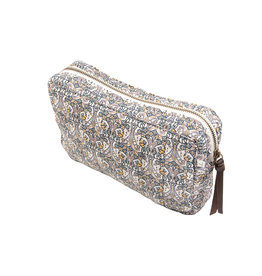 Bon Dep Quilted Toiletry Bag Liberty - Morris Butterfly