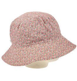 Bon Dep Bucket Hat Liberty - Pepper Red